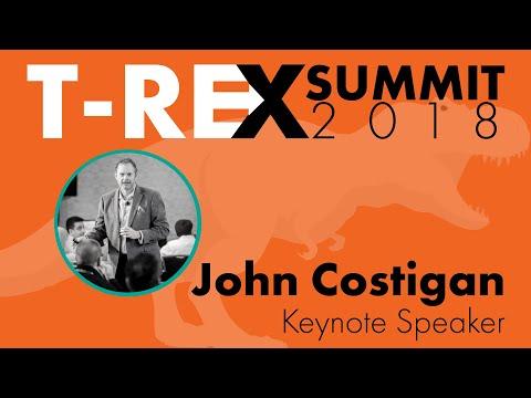 T-REX 2018 Keynote -- John Costigan