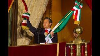#EnVivo | EPN da su último Grito de Independencia como Presidente de México