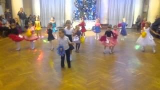 Носа танцуют дети 2 год обучения