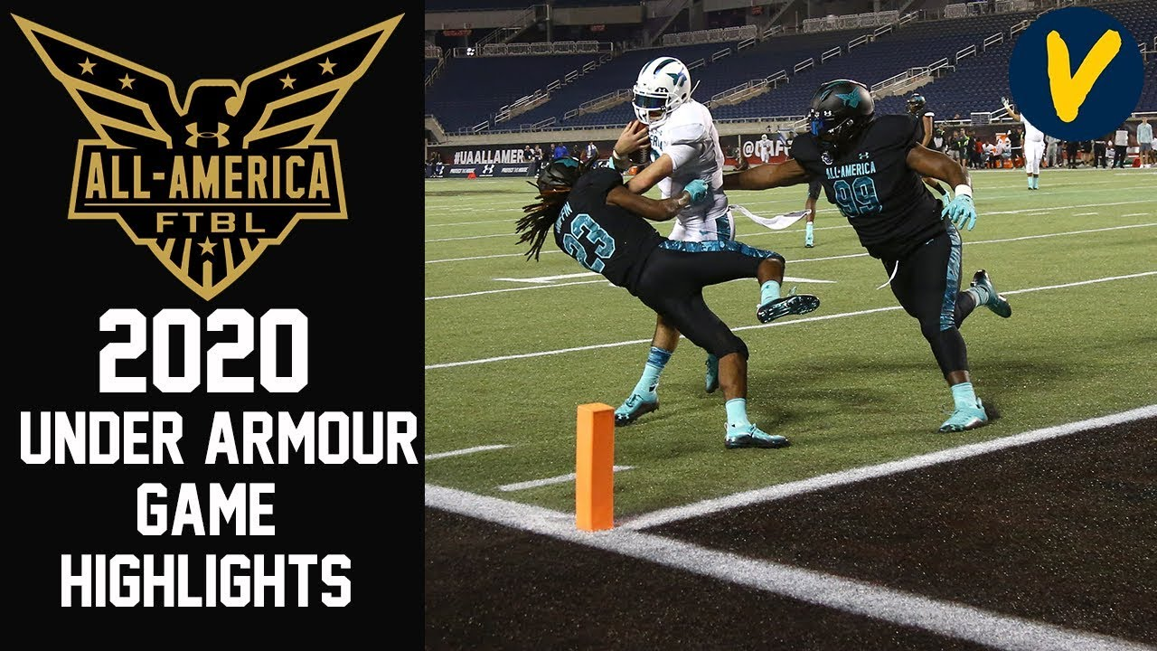 2020 Under Armour All-American Game Highlights