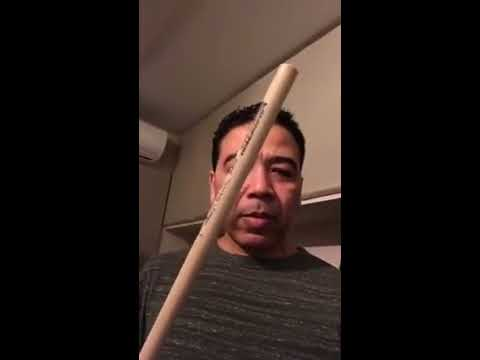 Luisito Quintero - Timbale hardware by gon bops