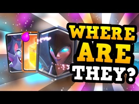 NEW CARDS! Where Are They?!? + ANOTHER GAME MODE NEXT UPDATE? Clash Royale News