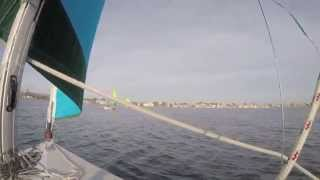 Sailing at Mission bay