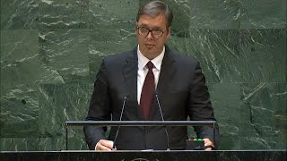 🇷🇸 Serbia - President Addresses General Debate, 74th Session
