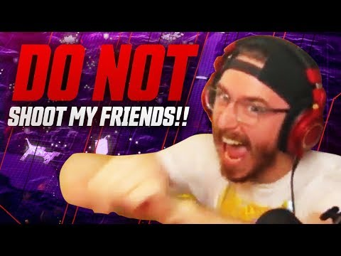 DON'T EVER SHOOT MY FRIENDS!! - COD:Blackout Gameplay