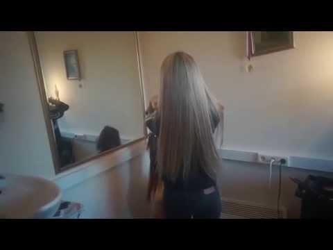 Стрижка на тонкие волосы в технике DEMETRIUS