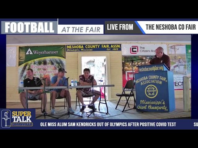 Football at the Fair Roundtable