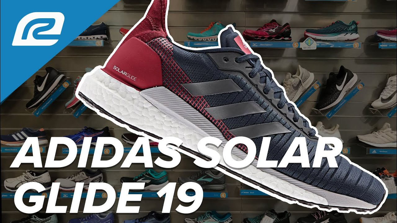 detailed look a4607 18def Adidas Solar Glide - First Look   Shoe Preview. Road Runner Sports
