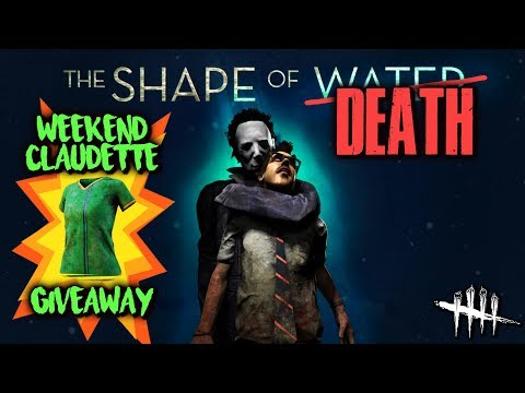 THE SHAPE OF DEATH - GIVEAWAY [#150] Dead by Daylight with HybridPanda