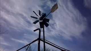 видео Как сделать ветрогенератор на 220В своими руками: инструкция