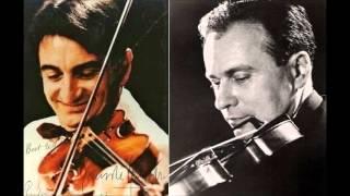 J.S. Bach Largo ma non tanto BWV 1043, Szeryng / Hasson / ASMF