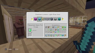 Minecraft On PlayStation 4 Edition Episode 9 My Bedroom Enjoy:)