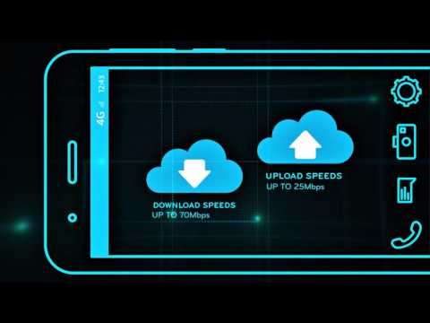 LTE - Faster Upload & Download Speeds | Cell C