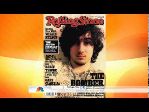 Shot officer: Rolling Stone 'could have picked anybody else'