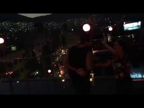 Salsa Social Dancing Fadi & Shaza @ Z Bar Damascus