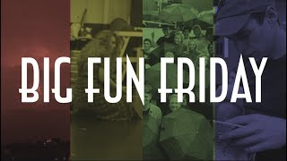Fight Calls and Quizzes ♥ Big Fun Friday