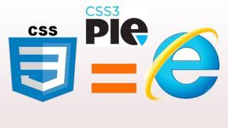 Como conseguir compatibilidad CSS3 con Internet Explorer 6, 7, 8, 9 [CSS3 PIE]
