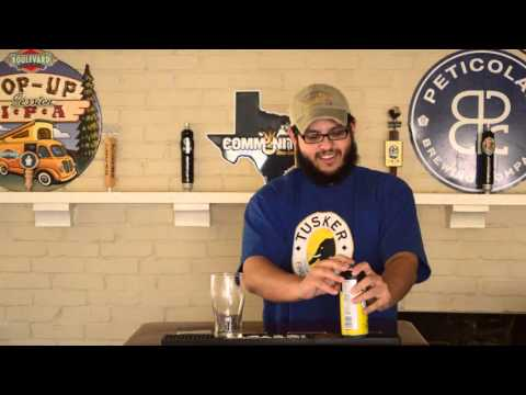 Tusker || Beer Review