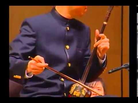 朱昌耀 二胡独奏 扬州小调  erhu solo - The Tunes of Yang Zhou by Zhu Changyao