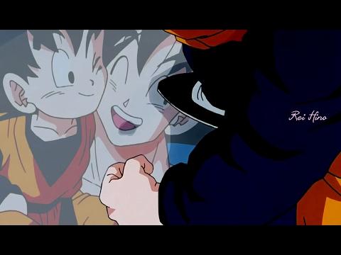 Goku y Goten - ¿Dónde estás papá? 💔   Rap Triste (Alex Zurdo)