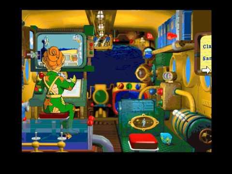 Let's Play The Magic School Bus Explores the Ocean Part 2!- This ...