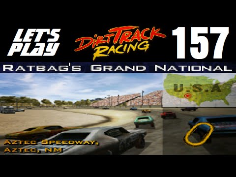 Let's Play Dirt Track Racing - Part 157 - Y12R5 - Aztec Speedway