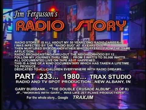JIM FERGUSSON COMEDY - GARY BURBANK!!! - THIS SPELLS GOODBYE - FERGUSSON/TRAX - RS 882NEW