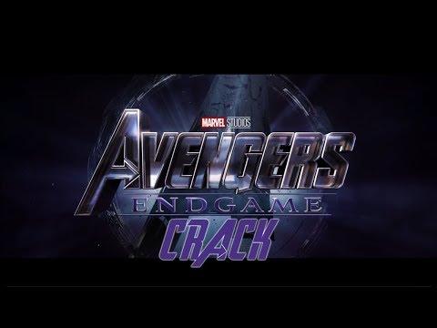 Avengers Endgame Crack (MEGA SPOILERS!!!!!)