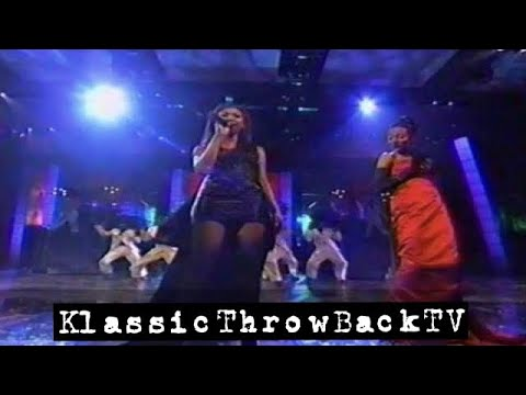 "Brandy & Monica - ""The Boy Is Mine"" Live (1998)"