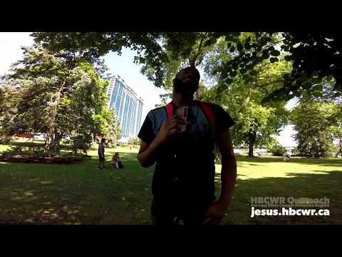 A Conversation with Michael Part 1 - The Law and Gospel - HBCWR Outreach