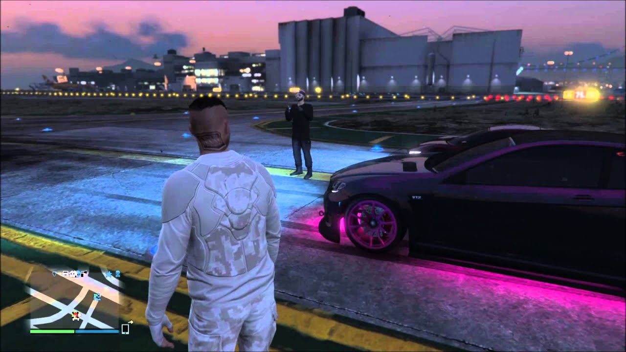 gtav ps4 car meet airfield drag racing and cruising youtube. Black Bedroom Furniture Sets. Home Design Ideas