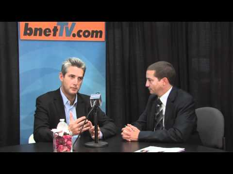 bnetTV interviews Hipcricket at CTIA Enterprise & Applications 2011 San Diego