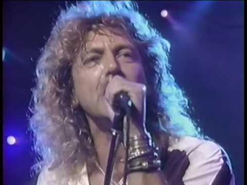 Flashback: Robert Plant Reluctantly Sings 'Stairway' at 1988 Zeppelin Reunion