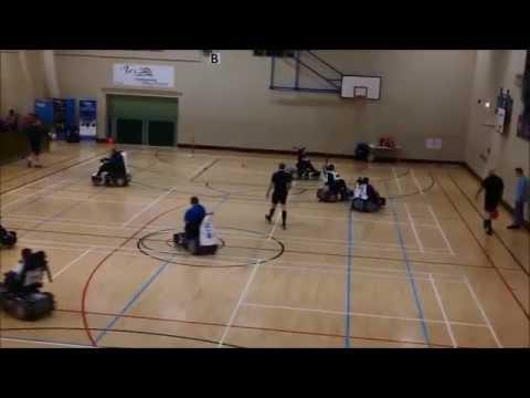 Powered Wheelchair Football Everton vs bolton highlights 3-0 win, Jordan Duke Hat-trick