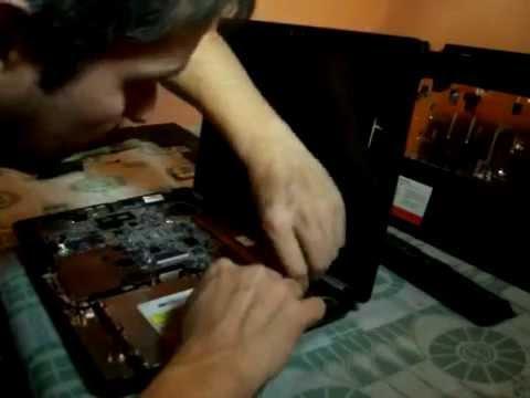 Limpiar Sistema De Refrigeración De Notebook Compaq Presario CQ56