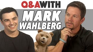Q&A with Mark Wahlberg! | Mikey Bolts