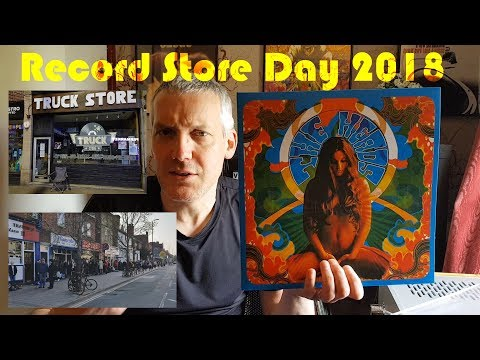 VC#22: Record Store Day 2018   rantpickupsneedledrops