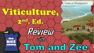 Viticulture Review - with Tom and Zee