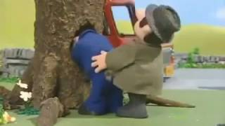 Postman Pat takes it up the arse