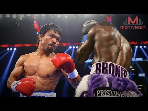 Manny Pacquiao vs Adrien Broner (A CLOSER LOOK)