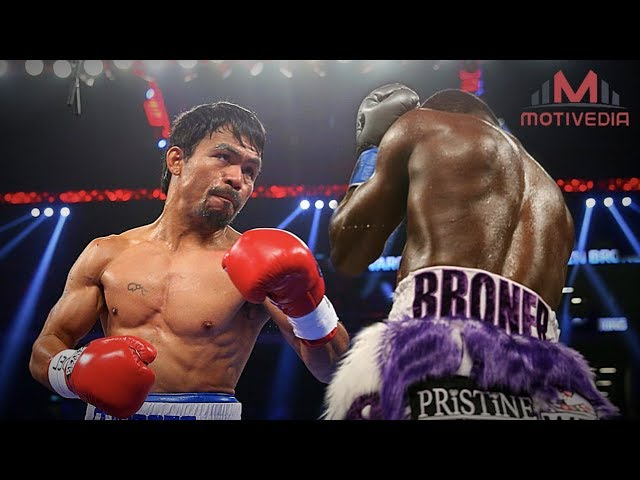 Manny Pacquiao vs Adrien Broner (A CLOSER LOOK)