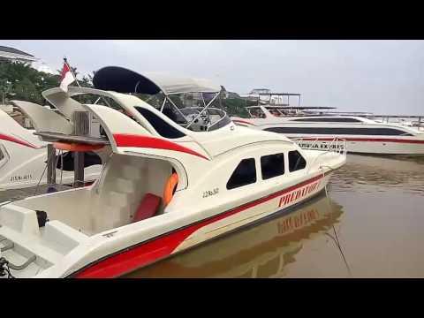 Charter Boat Marina Ancol Jakarta by mju tour