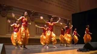 Dances from India from Pittsburgh Folk Festival