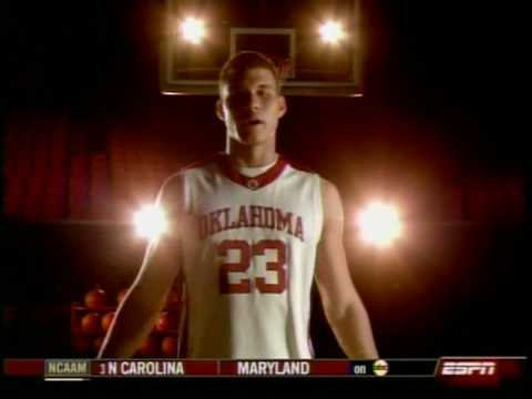 Blake Griffin College Gameday feature