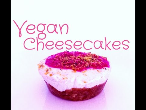 vegan-cheesecakes
