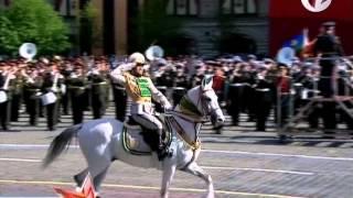 Парад Победы 9 Мая - 2010 / Туркменистан