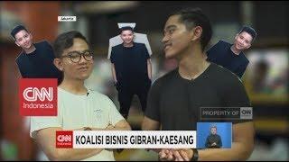Gibran Rakabuming Vs Kaesang Pangarep, Atau Koalisi Gibran & Kaesang; Bisnis Putra Presiden Jokowi