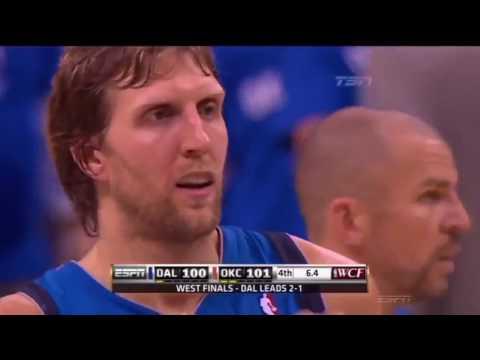 Dirk Nowitzki in the Clutch - 2011 Playoffs Edition (FULL VERSION)
