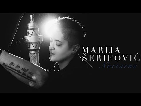 MARIJA ŠERIFOVIĆ – NOCTURNO – (OFFICIAL VIDEO 2020)