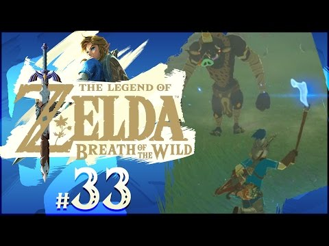 The Legend of Zelda: Breath of the Wild - Part 33 | Ancient Flame Quest + Lost Memory #9!